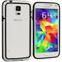 Capa Bumper Case Original Galaxy S5 I9600 + Película Grátis