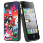 Capa Aura Iskin Iphone 4/4s Happy Friends Fnac 45% Off