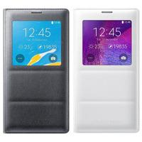 Capa Flip Cover S View Original Samsung Galaxy Note 4