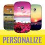 Capa Personalizada Com Sua Foto Samsung Galaxy S3 Mini I8190