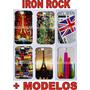Capa Nextel Iron Rock Moto Xt626 Diversos + Pelicula Gratis