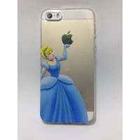 Case Capa Capinha Cinderela Iphone 4/4s Menor Valor Do Ml