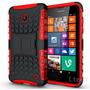 Capa Super Super Proteção Lumia 532 / Dual + Pel - Ft Grátis