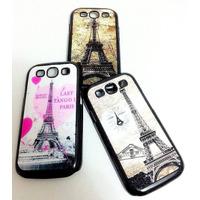 Capa Case Samsung Galaxy S3 Torre Eiffel Paris
