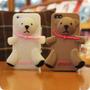 Case Capa Moschino Urso Gennarino Iphone 4 / 4s