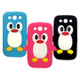 Case Capa Pinguim Galaxy S3 I9300 Frete Grátis Promoção