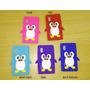 Capa Case Da Pinguim Lg Optimus L5 - Cada