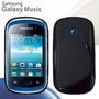 Capa S-type Case Tpu P/ Samsung Galaxy Music S6010 - Premium
