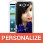 Capa Personalizada Tpu Com A Sua Foto Para Galaxy S3