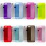 Capa Case Celular Apple Iphone 5 S5 Absorve Queda Importado