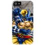 Capinha Wolverine Iphone 4/4s/5/5c Galaxys3/s4/s5