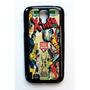 Capa Case Marvel Comics X-men Samsung Galaxy S4 - I9500/9505