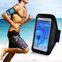 Porta Acessórios Neoprene Smartphone Celular Mp3 Mp4 Ipod