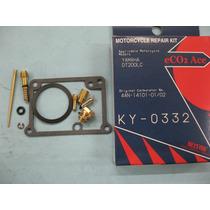Reparo Carburador Dt200 Lc Keyster Yamaha Peça