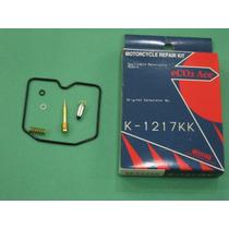 Reparo Carburador En500 Vulcan Er500 Ex500 Ninja Zx600 Zx750