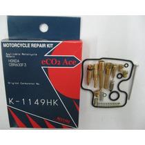 Reparo Carburador Cbr600 F3 95-98 Keyster K-1149hk Honda Kit