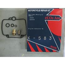 Reparo Carburador Dr350 Gs500 Dr800 Gsx1100 Keyster Simples