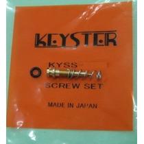 Parafuso Regulagem Ar Xt600 93-04 Yamaha Keyster Peças