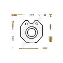 Kit Reparo Carburador Honda Cg125 Ml 1983 Até 1990 - Siverst