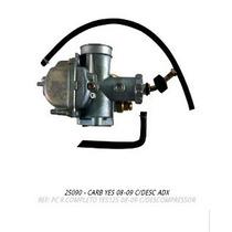 Carburador Yes 2008 2009 Com Descompressor