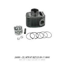 Cilindro Do Motor Kit Biz 125 2009 A 2011