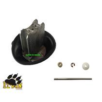 Diafragma C/ Pistonete + Agulha Carburador Xt / Tdm 225