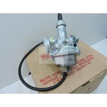 Carburador Titan/fan125 02 A 08 Original Honda Keihin Novo!!