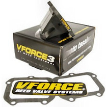 V-force 3 Honda Cr125 2t Palheta Carbono Tissinari 1987-2001