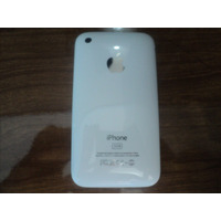 Tampa Traseira Iphone 3g/3gs- 32gb Branco
