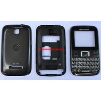 Carcaça Motorola Ex108 Preto Completa Original Frete R$7.00