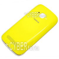 Tampa Bateria Smartphone Nokia Lumia 710 Amarela - Original