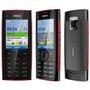 Carcaça Nokia X2 Completa De Tudo, Frete Grátis Alta Qualida