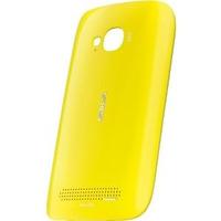 Tampa Traseira Original Nokia Lumia 710 Amarelo Frete Gratis