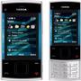 Carcaça Completa - Nokia X3-00 - Azul - Tampa Teclado Botões
