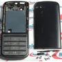 Frete Grátis! Carcaça Nokia C3-01 Black Teclado Chassi