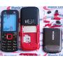 Frete Grátis! Carcaça Nokia 5320 Preta + Chassi + Teclado