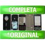 Carcaça N95 8gb *original Completa Frete Gratis Black N95-4