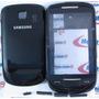 Carcaça Samsung S3850 Corby 2 Black + Botões