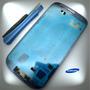 Carcaça Samsung Galaxy S3 I9300 Original Completa (blue)
