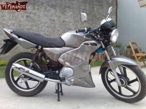 Carenagem P/ Honda Cg 150 Cg 125/fan Suzuki Yes Frete Grátis