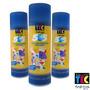 3x Cola 505 Spray Temporária Tecidos Máscaras 500m Acid Free