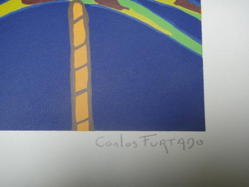 Carlos Furtado - Composição C/ Palmeiras 2 - Linda Obra!