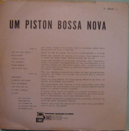 Carlos Piper & Papudinho - Um Piston Bossa Nova - 1964