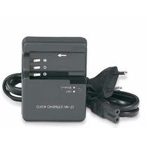 Carregador De Bateria Enel9 Enel9 Nikon D60 D40 D3000 D5000