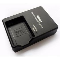Carregador Bateria En-el14 Nikon Mh24 D5100 D3200 P7000