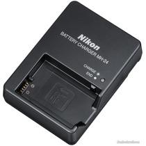Carregador Mh-24 Nikon Original En-el14 D3300 D5200 D5300