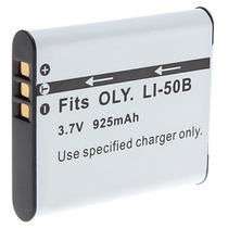 Bateria Li-50b Olympus Mju Touch 6020 8010 9000 Xz-1 Xz-10