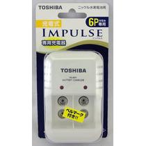 Carregador De Baterias 9v - Toshiba Impluse - Tnhc-622sc.