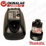 Carregador 12v Dc10wb Bi-volt Makita + Bateria Bl1014