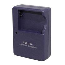 Carregador De Bateria Bp-70a Samsung Mv800 Pl70 Pl120 Es80
